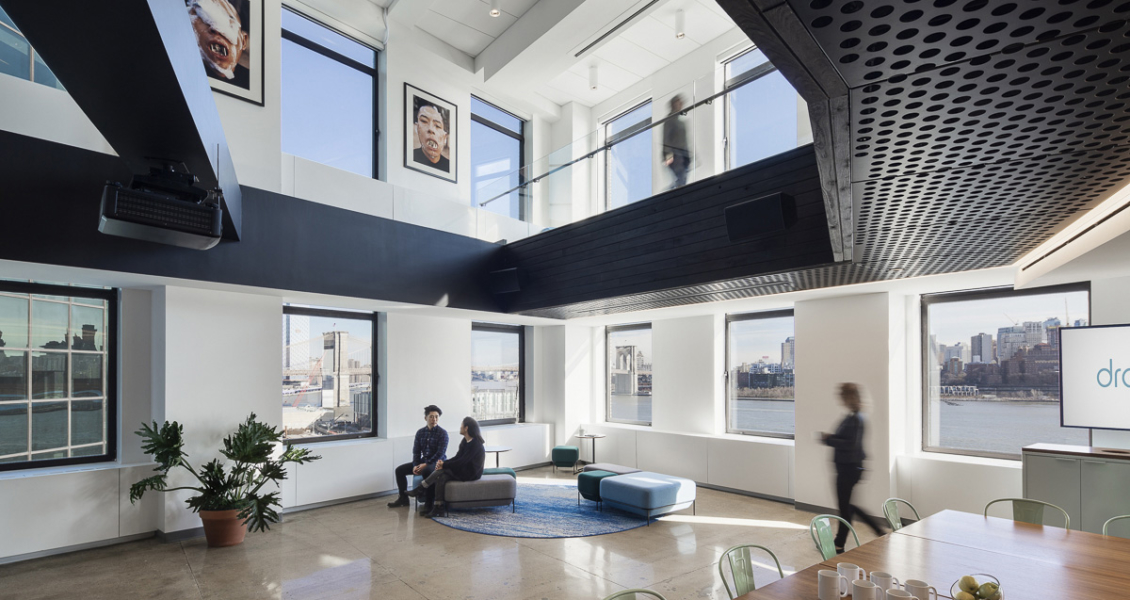 A Tour of Droga5's New NYC Office Expansions