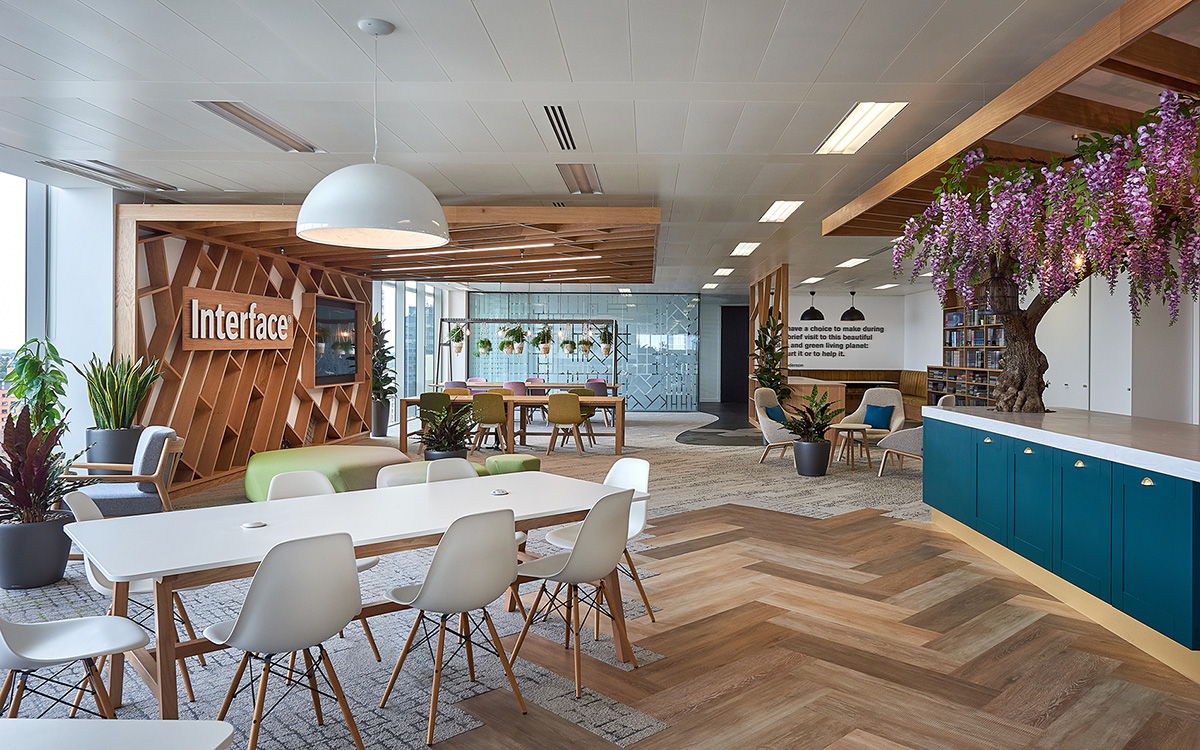 A Tour of Interface's Cool New Birmingham Office