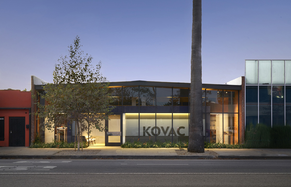 A Tour of Kovac Design Studio's New Los Angeles Office