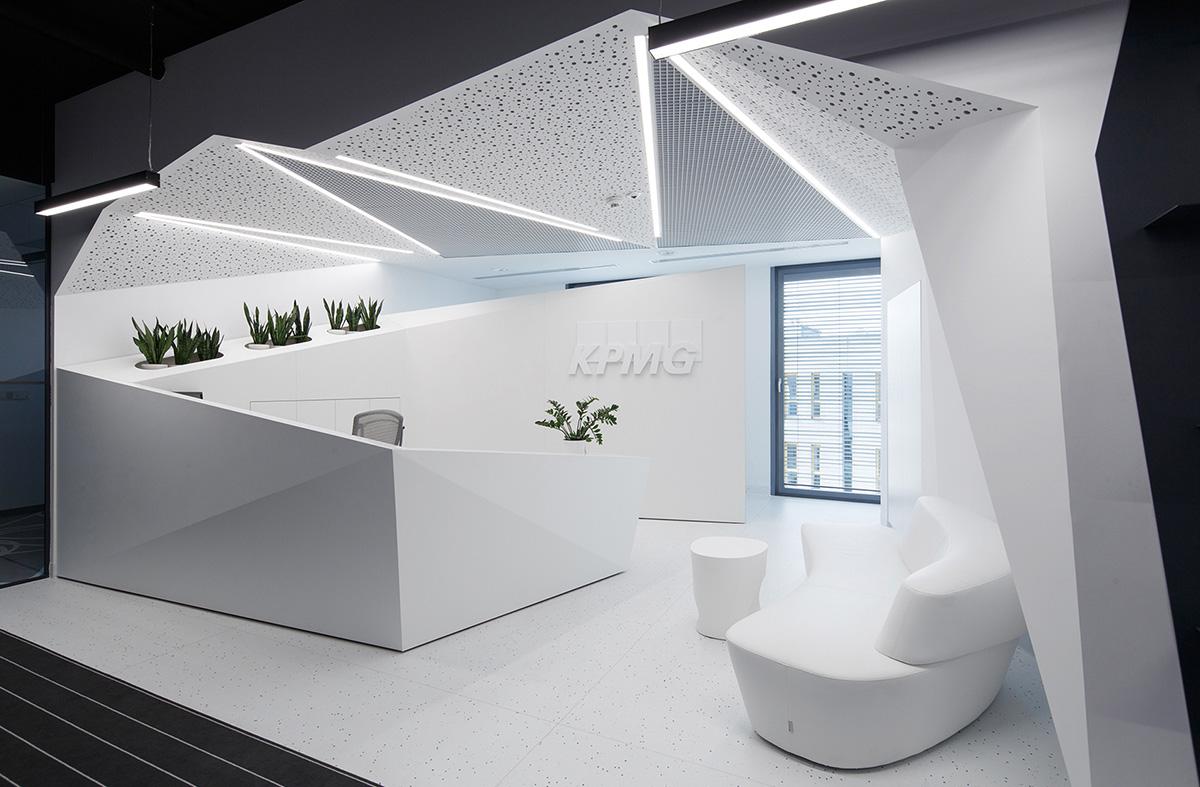 A Tour of KPMG's New Katowice Office