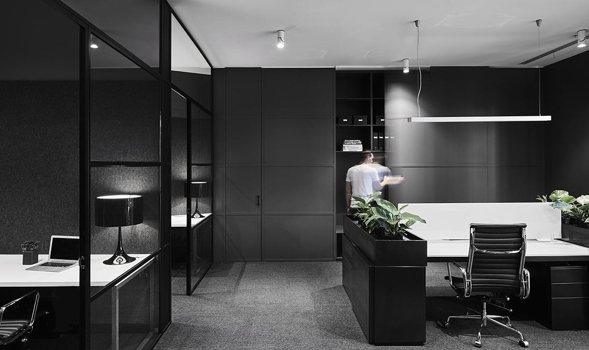 A Tour of Lechte Corporation's Minimalist Melbourne Office
