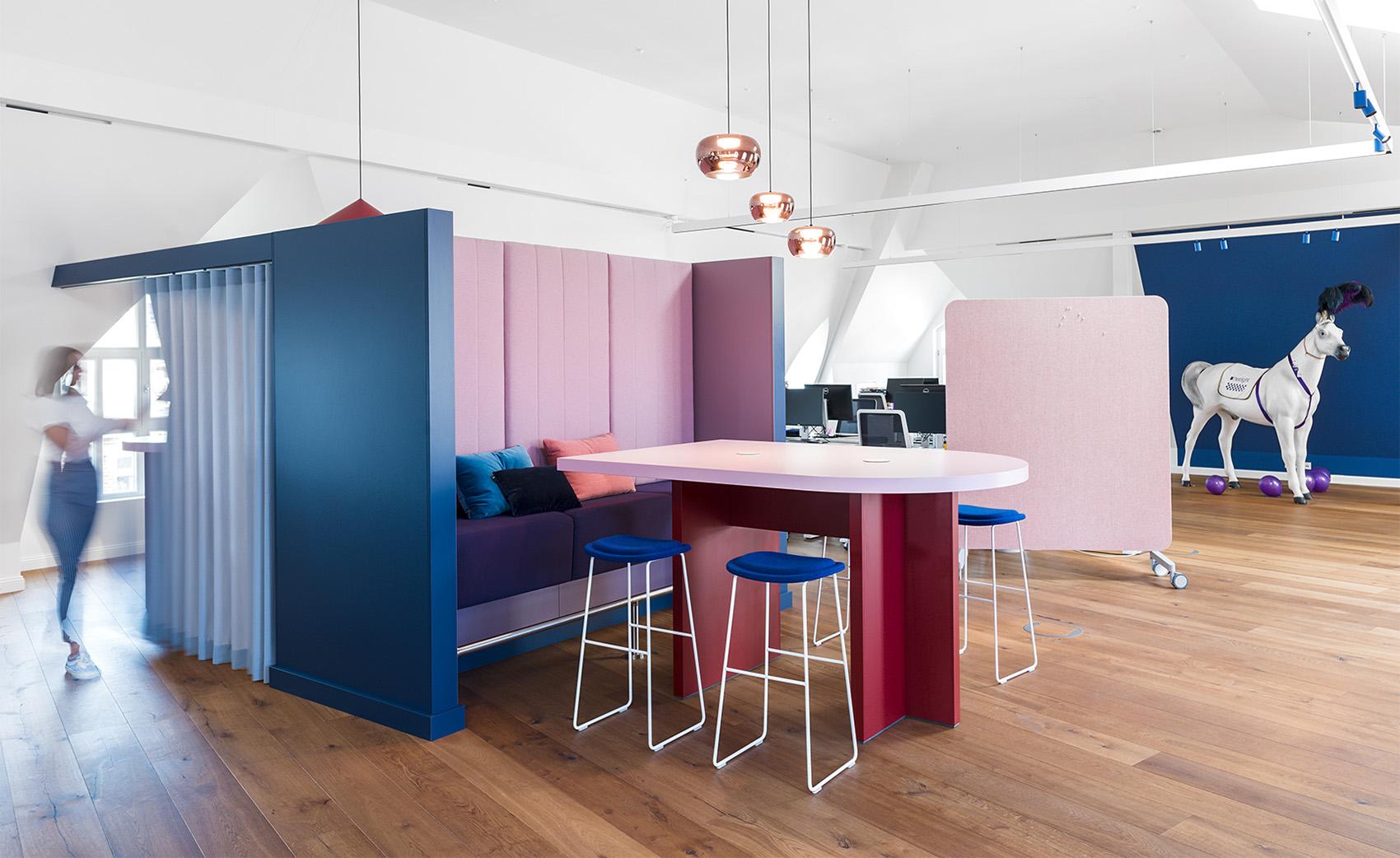 A Tour of Netlight's Cool New Hamburg Office