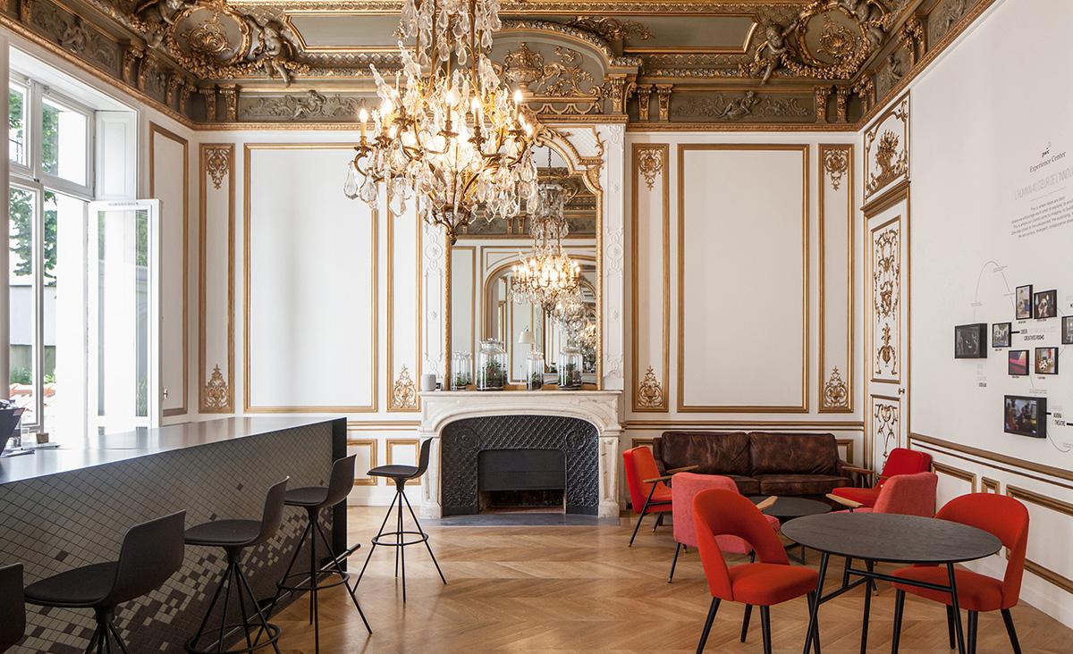 A Tour of PwC's Elegant New Office in Paris
