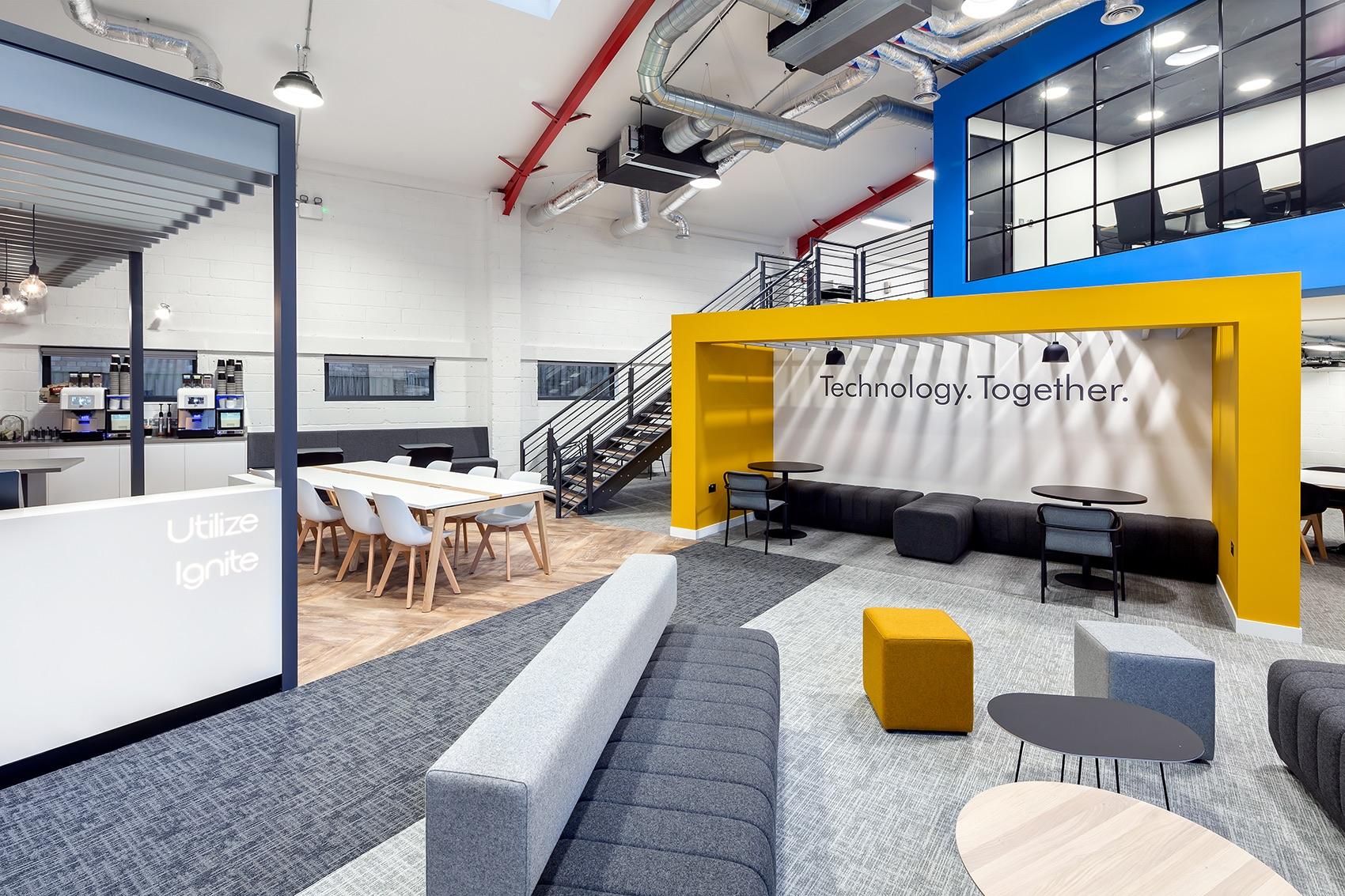 A Tour of Utilize's New Basildon Office
