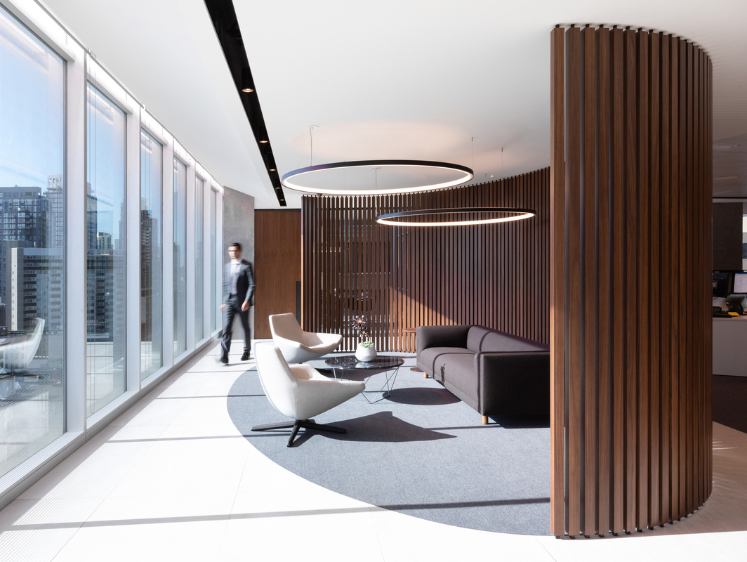 A Look Inside Private Logistic Company Offices in Vancouver