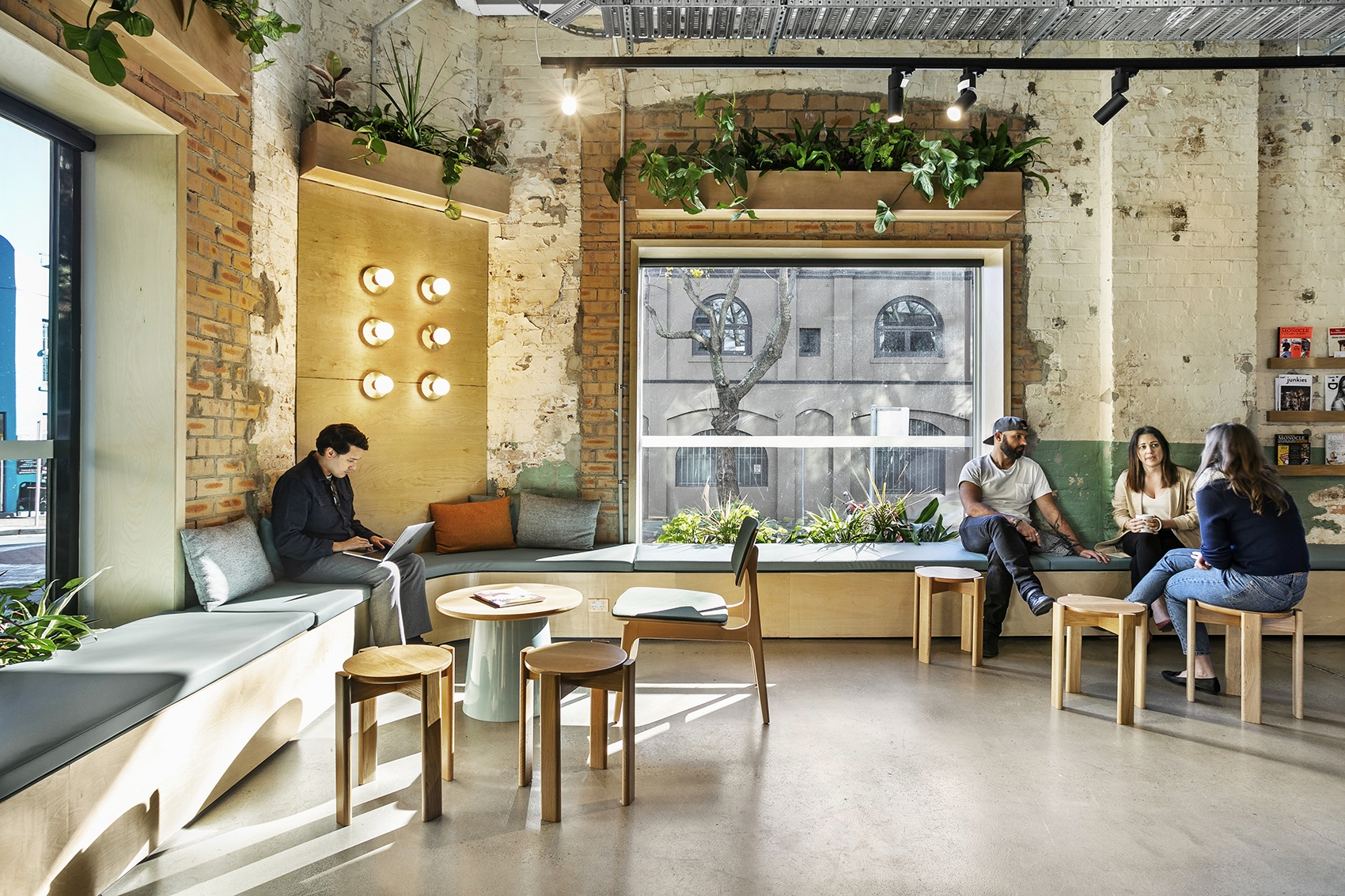 A Tour of The Commons' Sydney Coworking Space