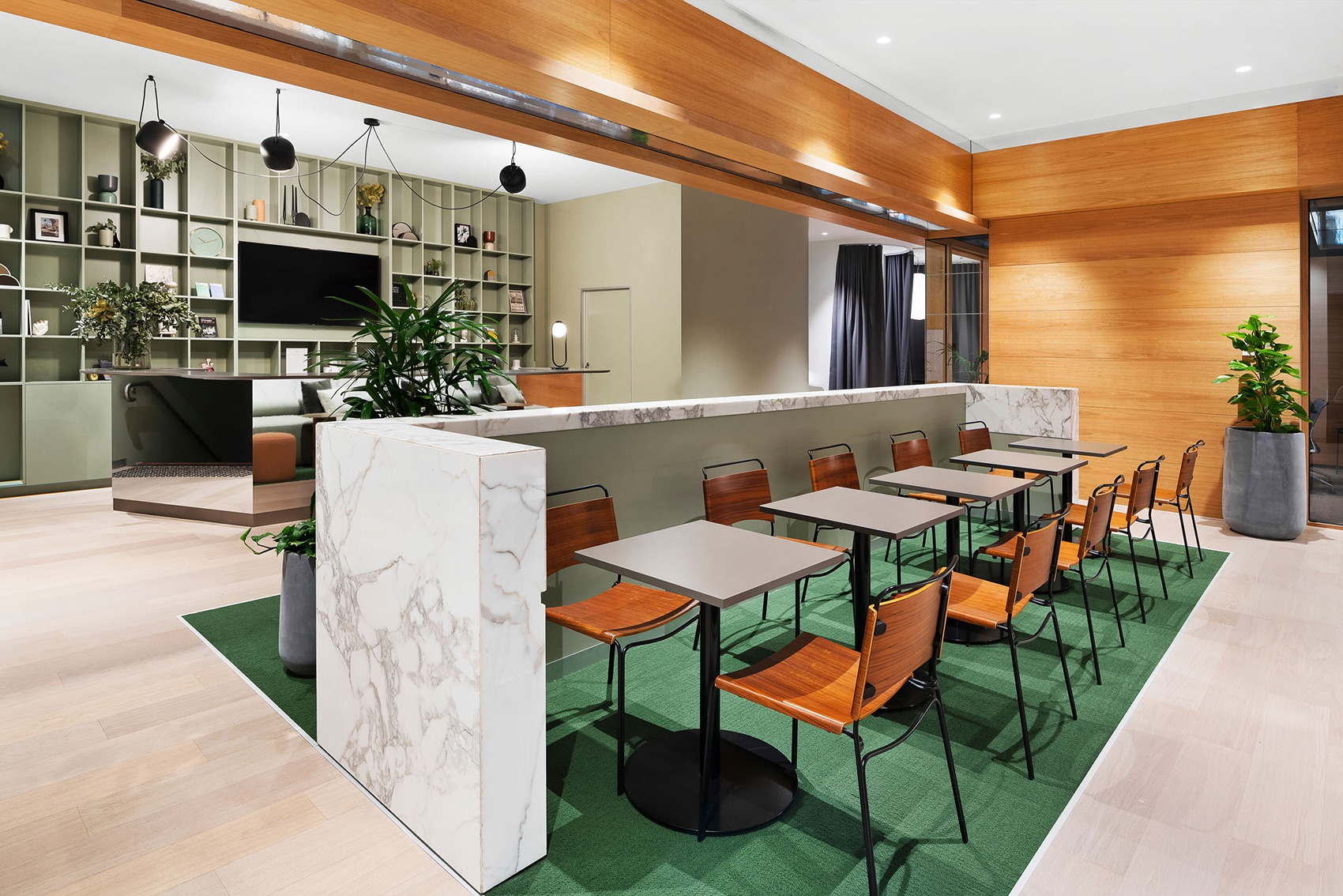 A Tour of The Commons' Melbourne Coworking Space