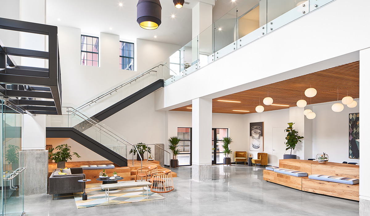 A Tour of The Martin Agency's New Richmond Office
