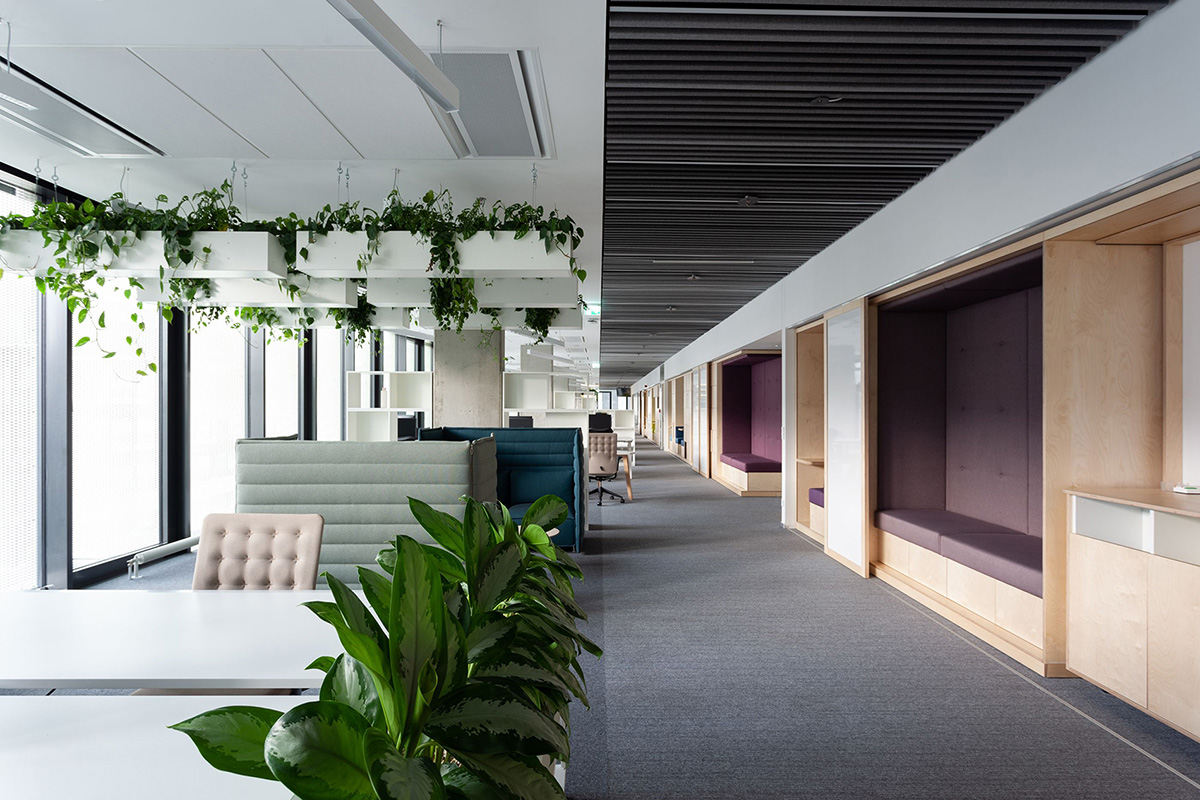 A Look Inside Uniliver's New Prague Office