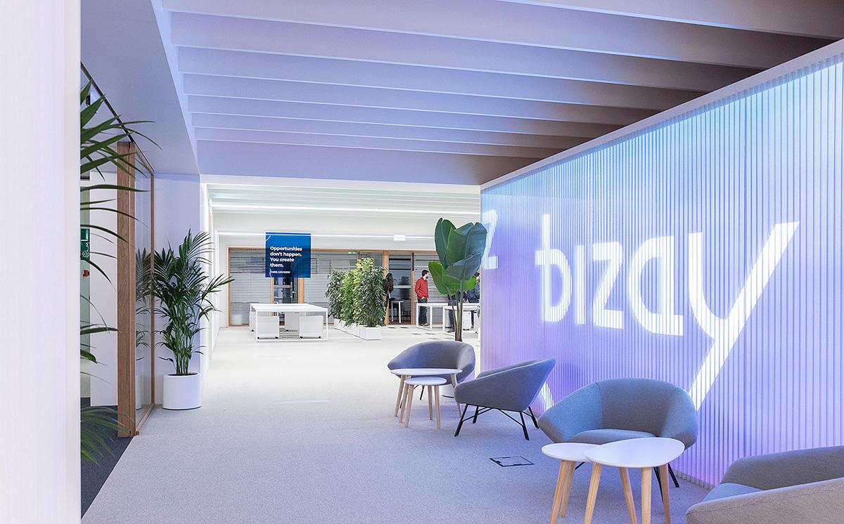 A Look Inside Bizay's Minimalist Lisbon Office