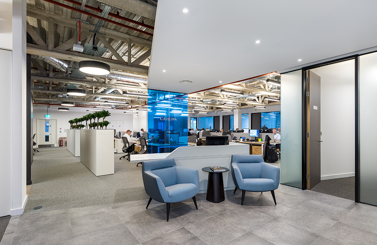 A Tour of Catalina's New London Office