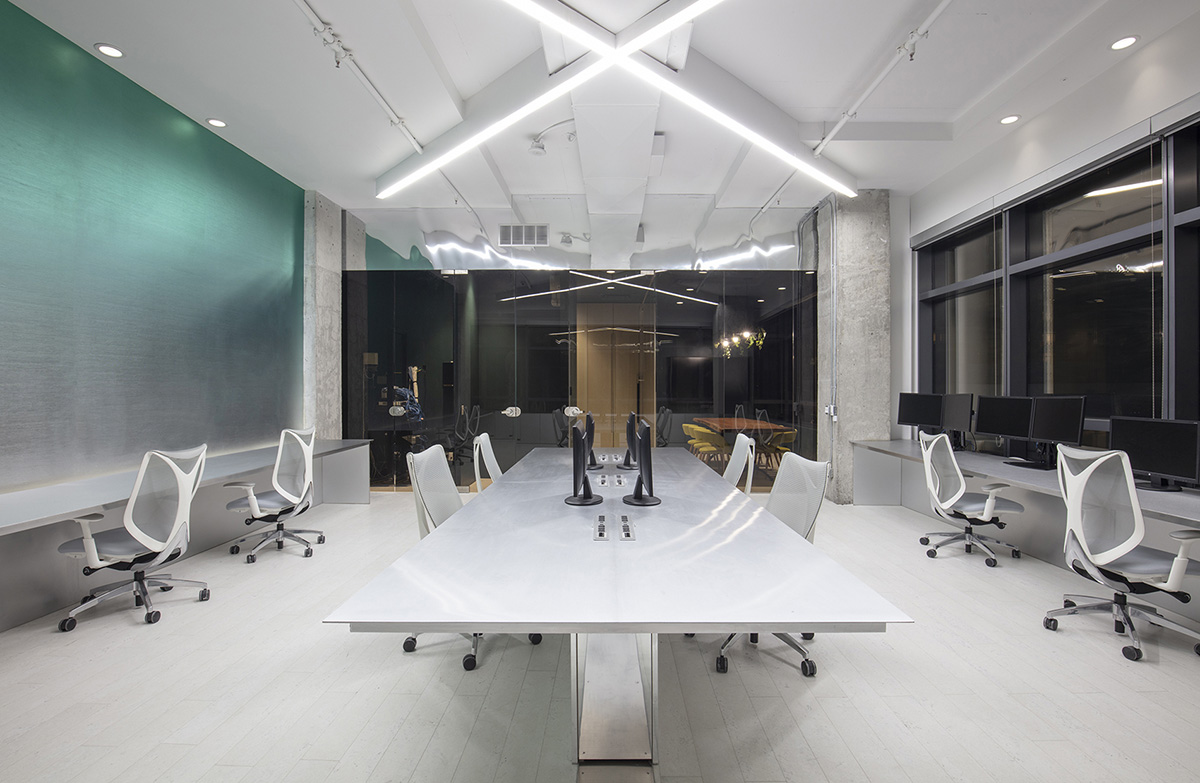 A Peek Inside CO-Sol's New Toronto Office