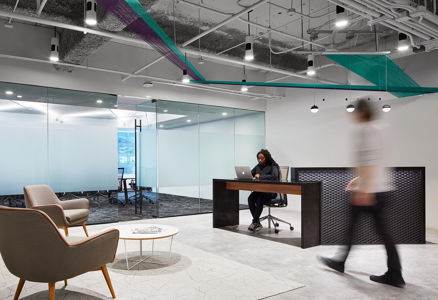A Look Inside DialogTech's Modern Chicago Office