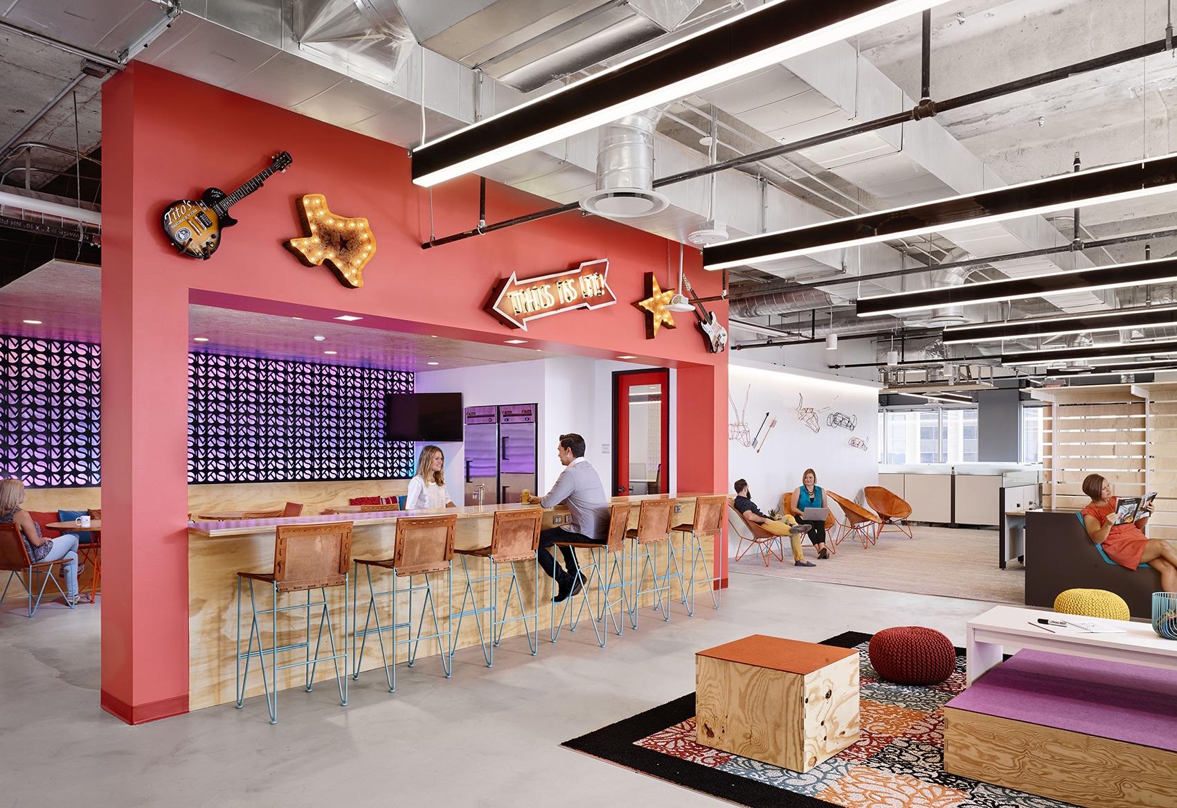 A Look Inside Kelly Scott Madison's New Austin Office