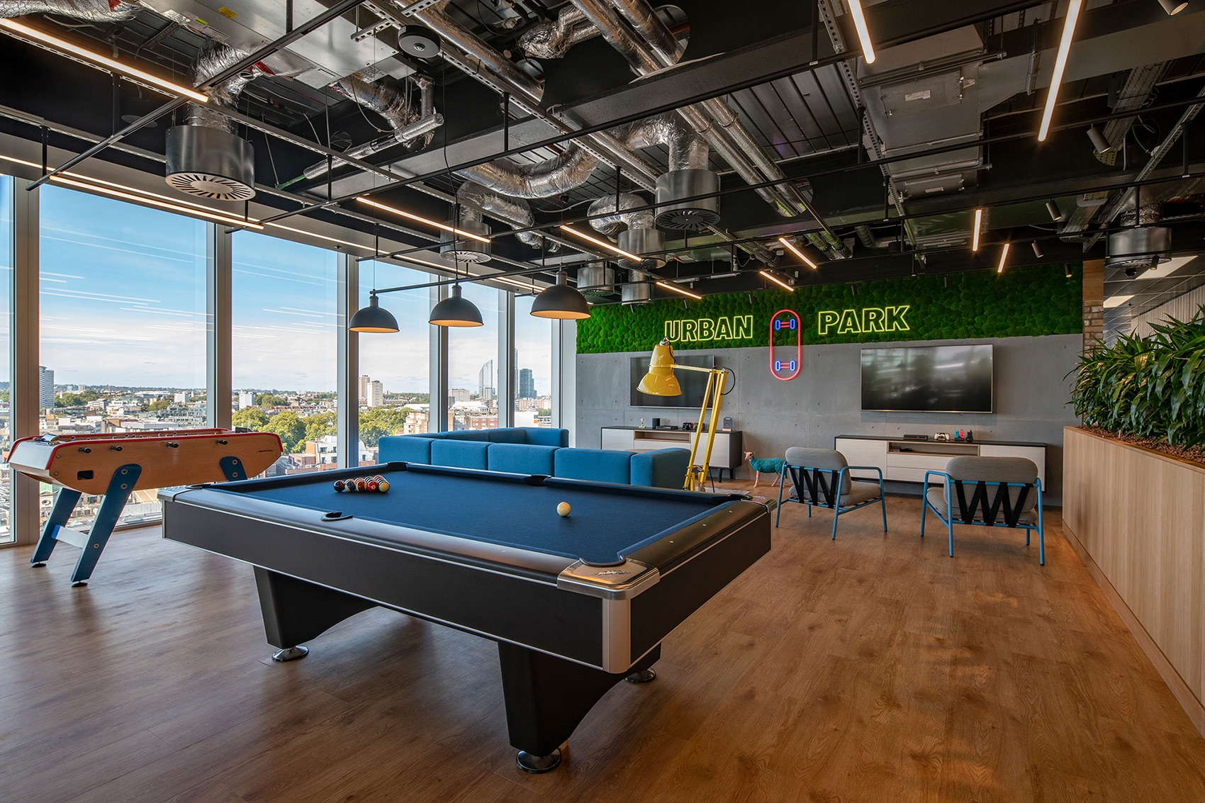 A Tour of The Trade Desk's Cool New London Office