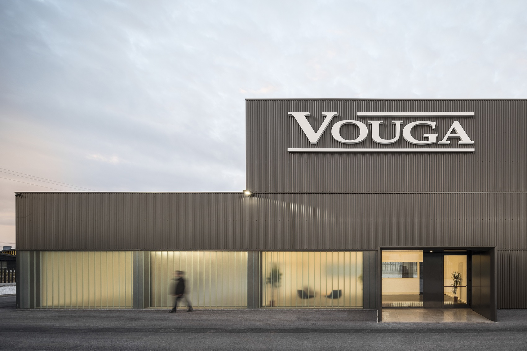 A Tour of Vouga's Offices in Portugal