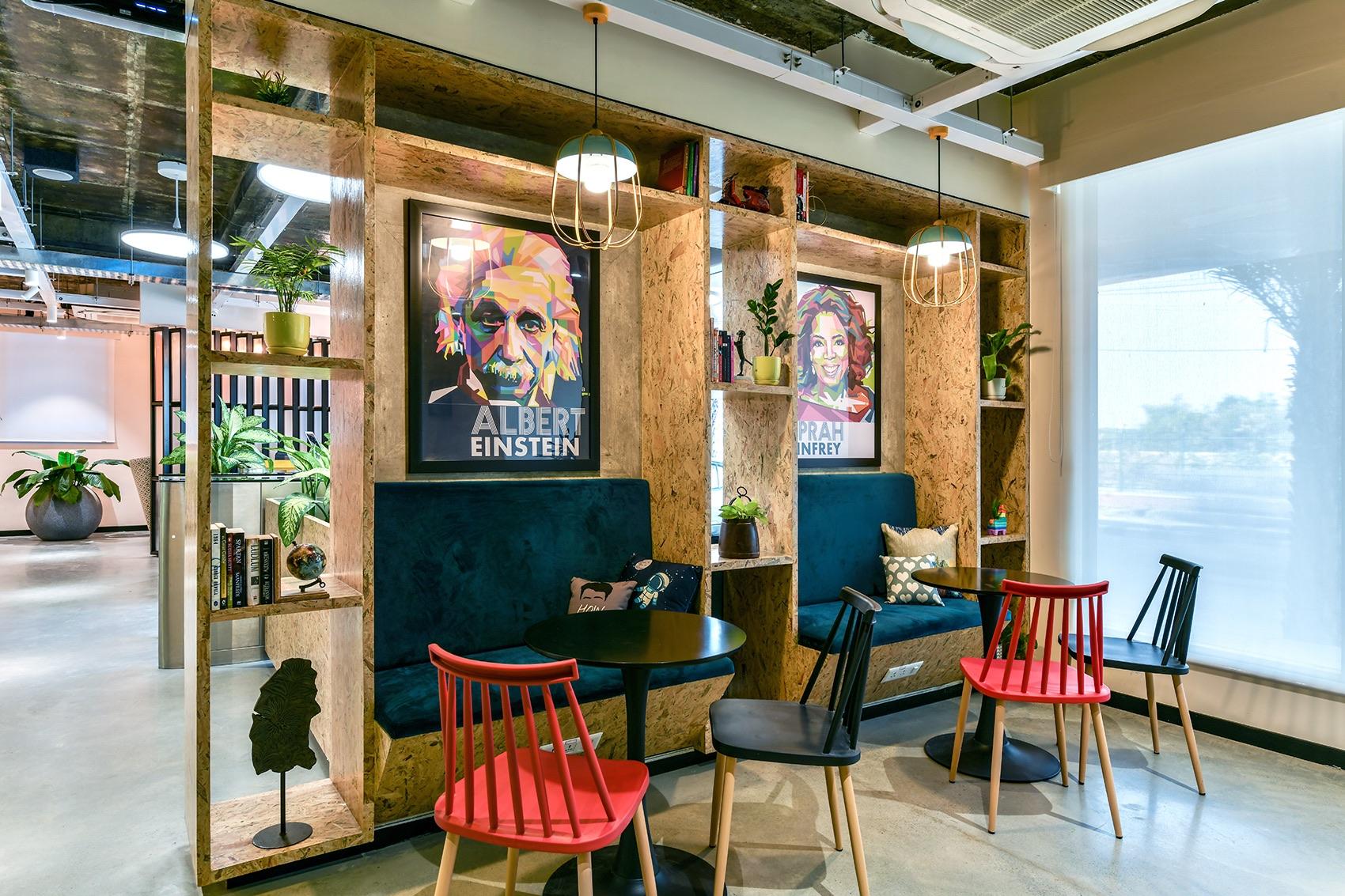 A Look Inside 2gethr's Bengaluru Coworking Space