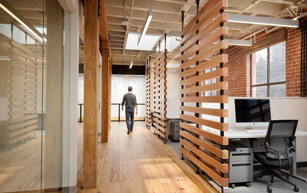 Inside Private Investment Advisor Group Offices in San Francisco