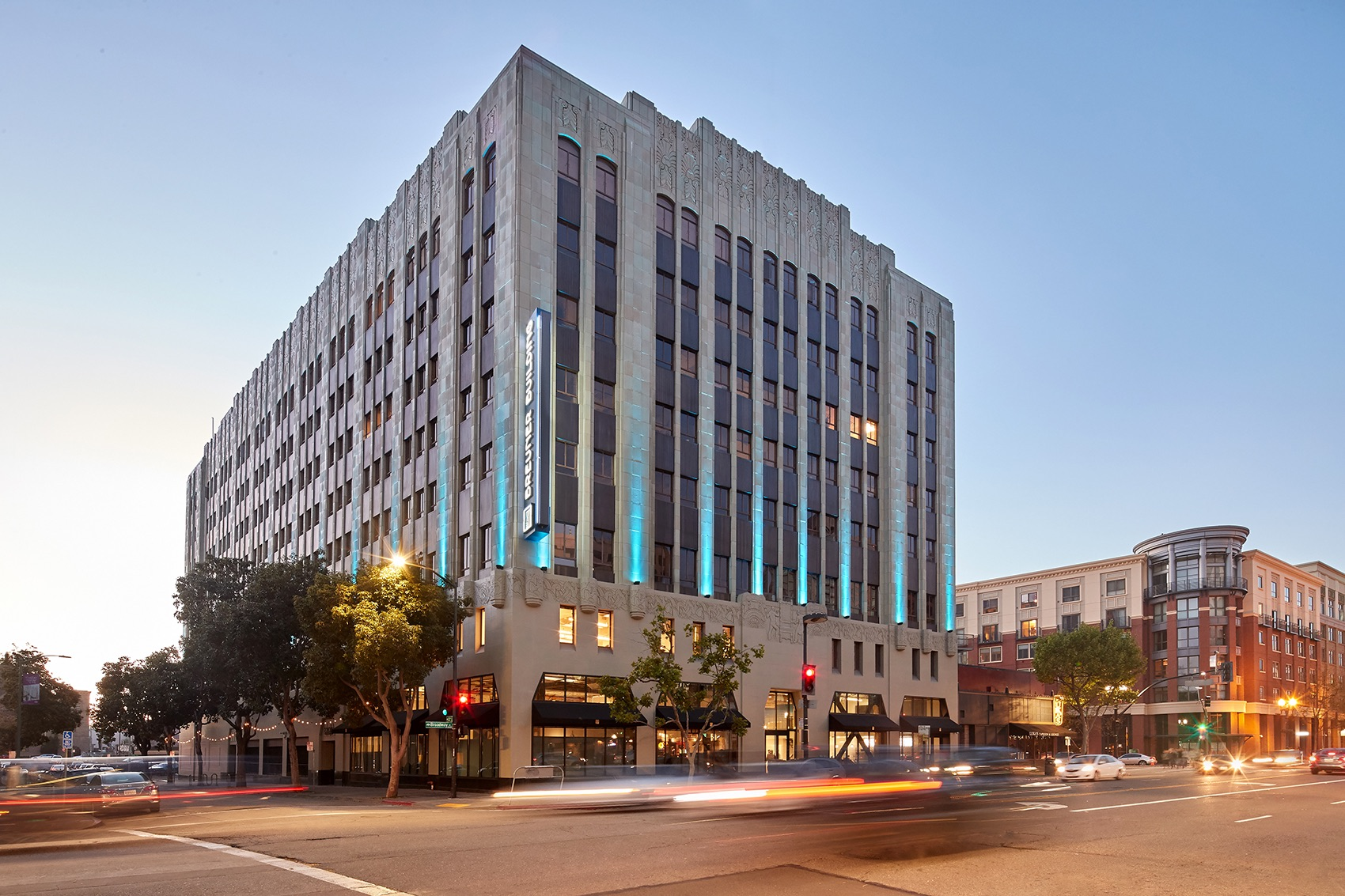 A Tour of Breuner Office Building in Oakland