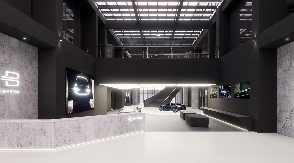 A Tour of Byton's New Nanjing Office – Phase Two