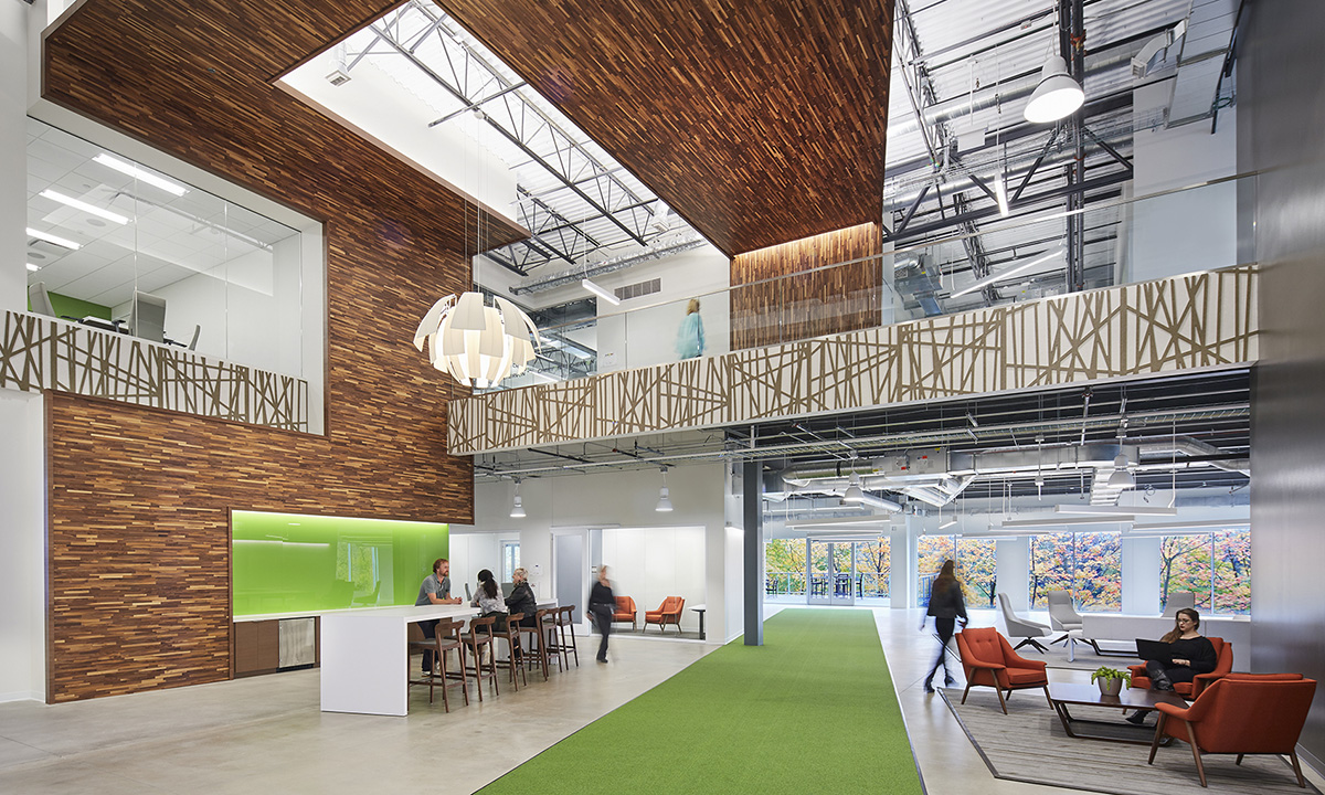 A Look Inside Chervon's Naperville Headquarters