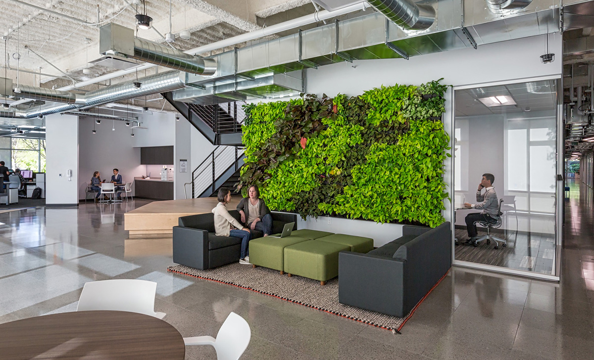 A Tour of Ford Research & Innovation Center Offices in Palo Alto