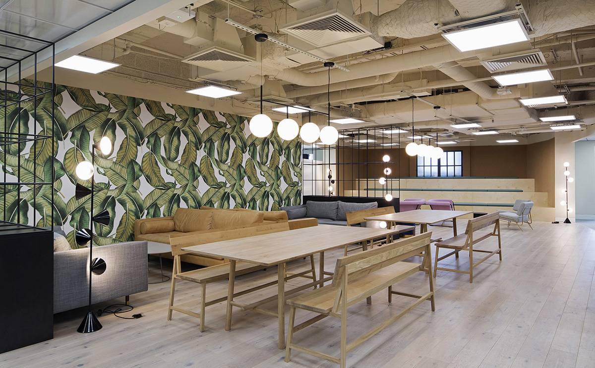 A Tour of Founders Forum's New London Office