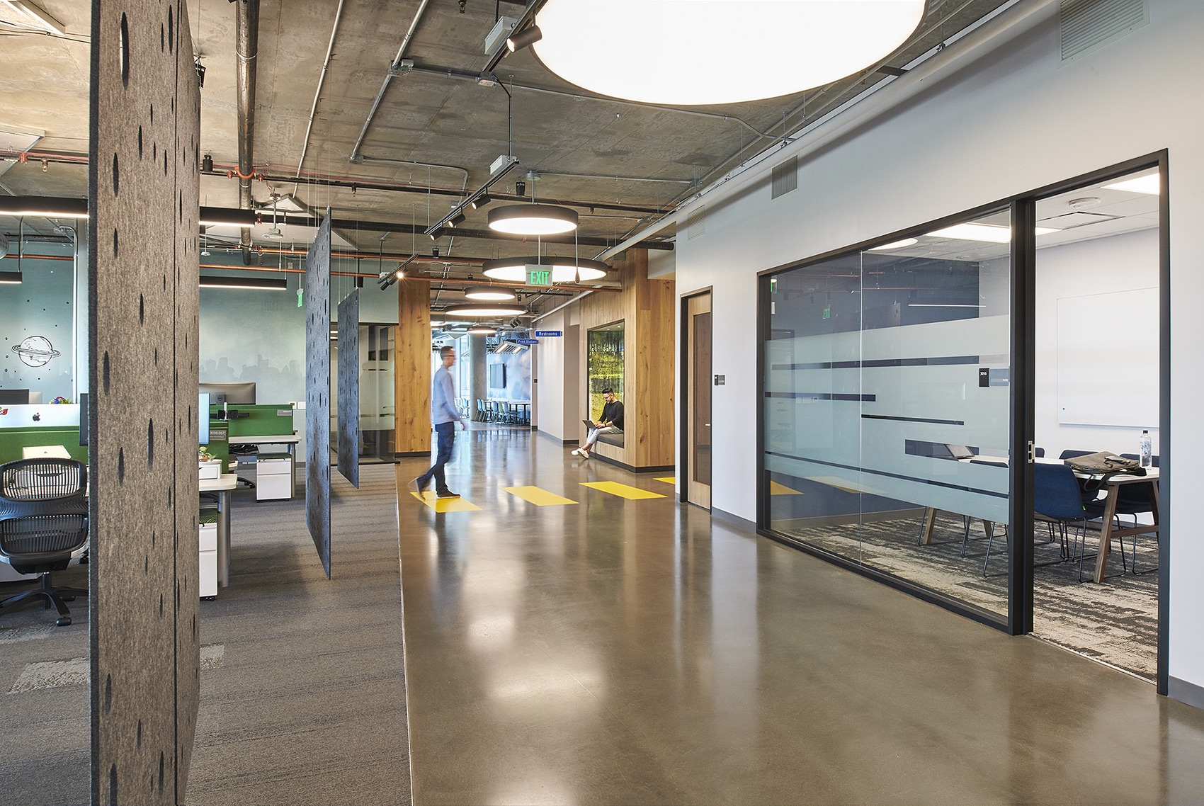 Inside Guidewire's New San Mateo Office