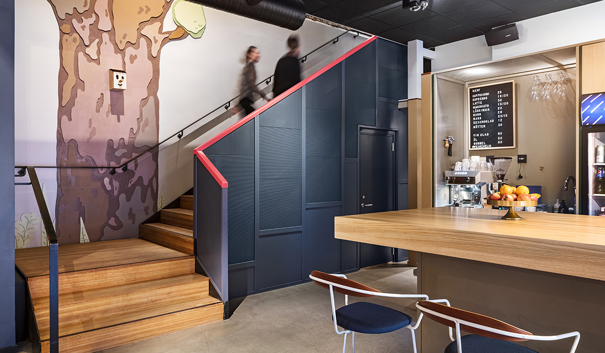 A Look Inside Helio's New Stockholm Coworking Space
