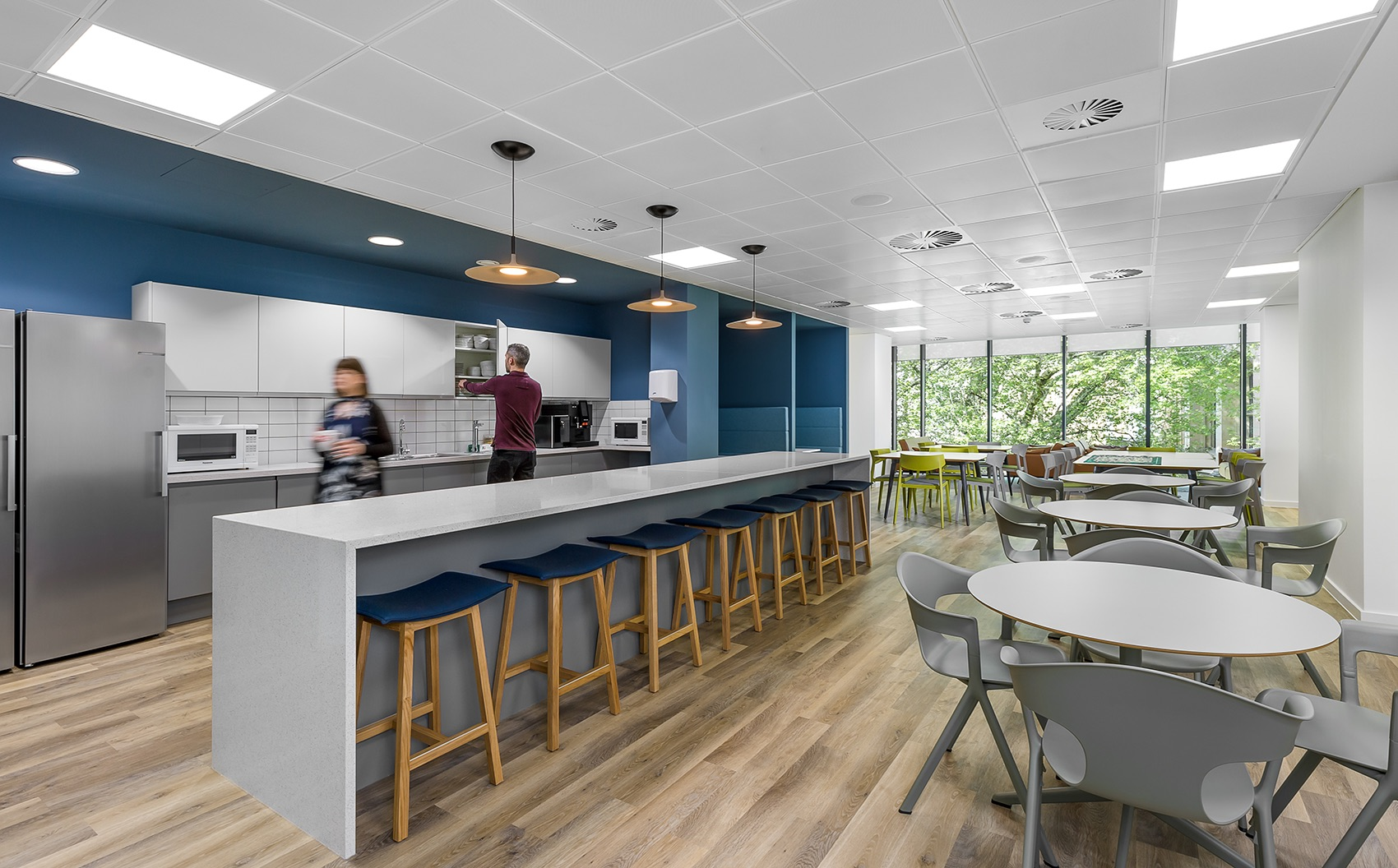 A Look Inside Marks and Clerk's New London Office