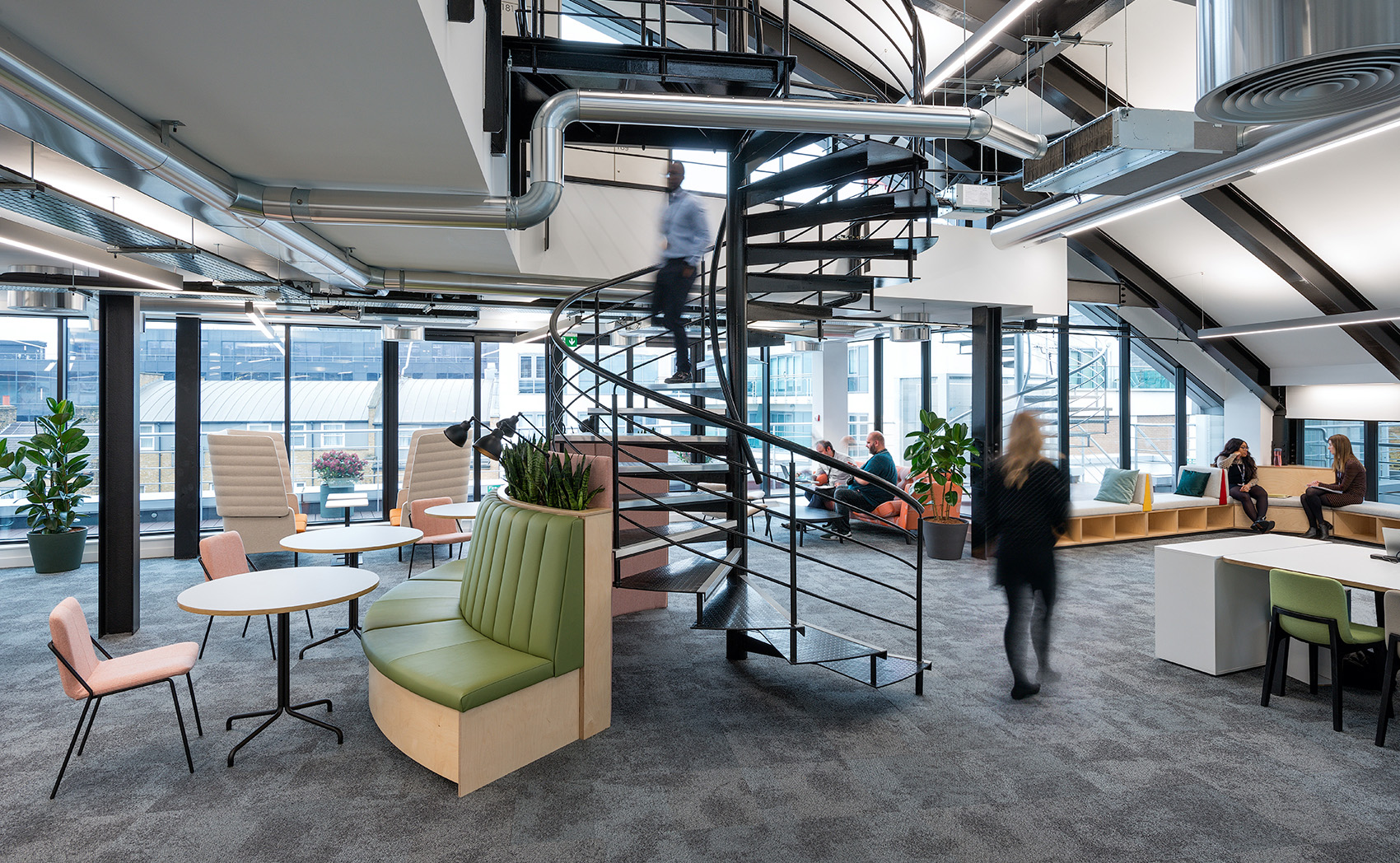 Inside The New Offices of Methods in London