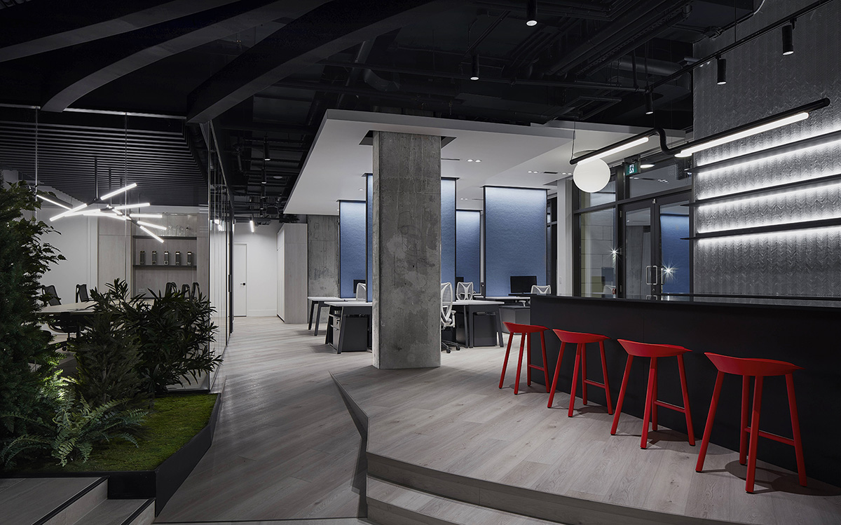 A Tour of North Drive's Sleek New Toronto Office