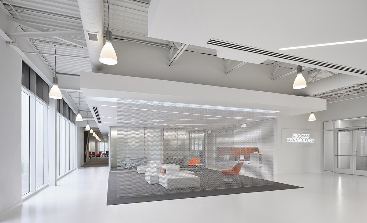 A Tour of Process Technology's Minimalist Cleveland Office
