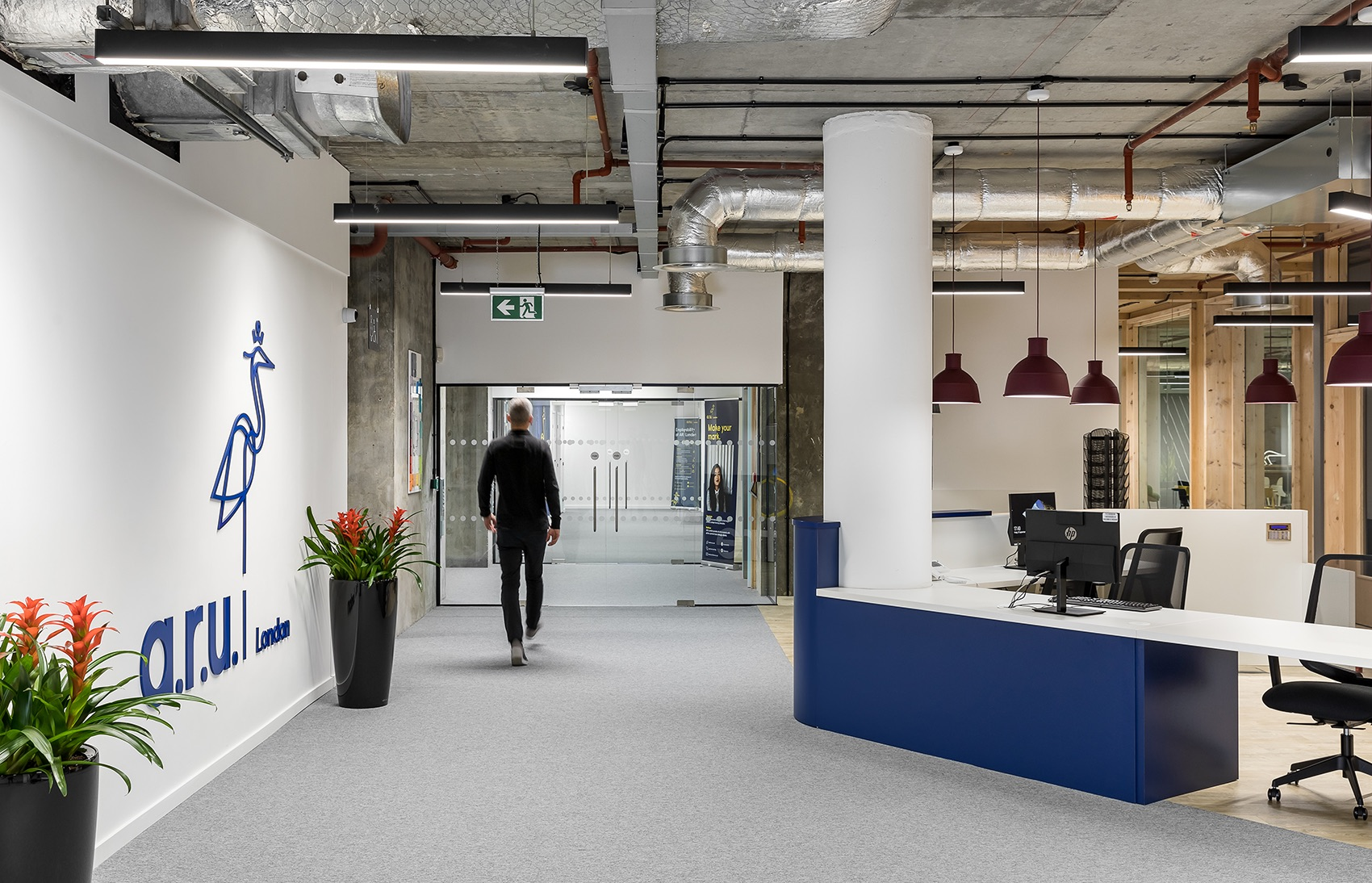 A Tour of Anglia Ruskin University's New London Office