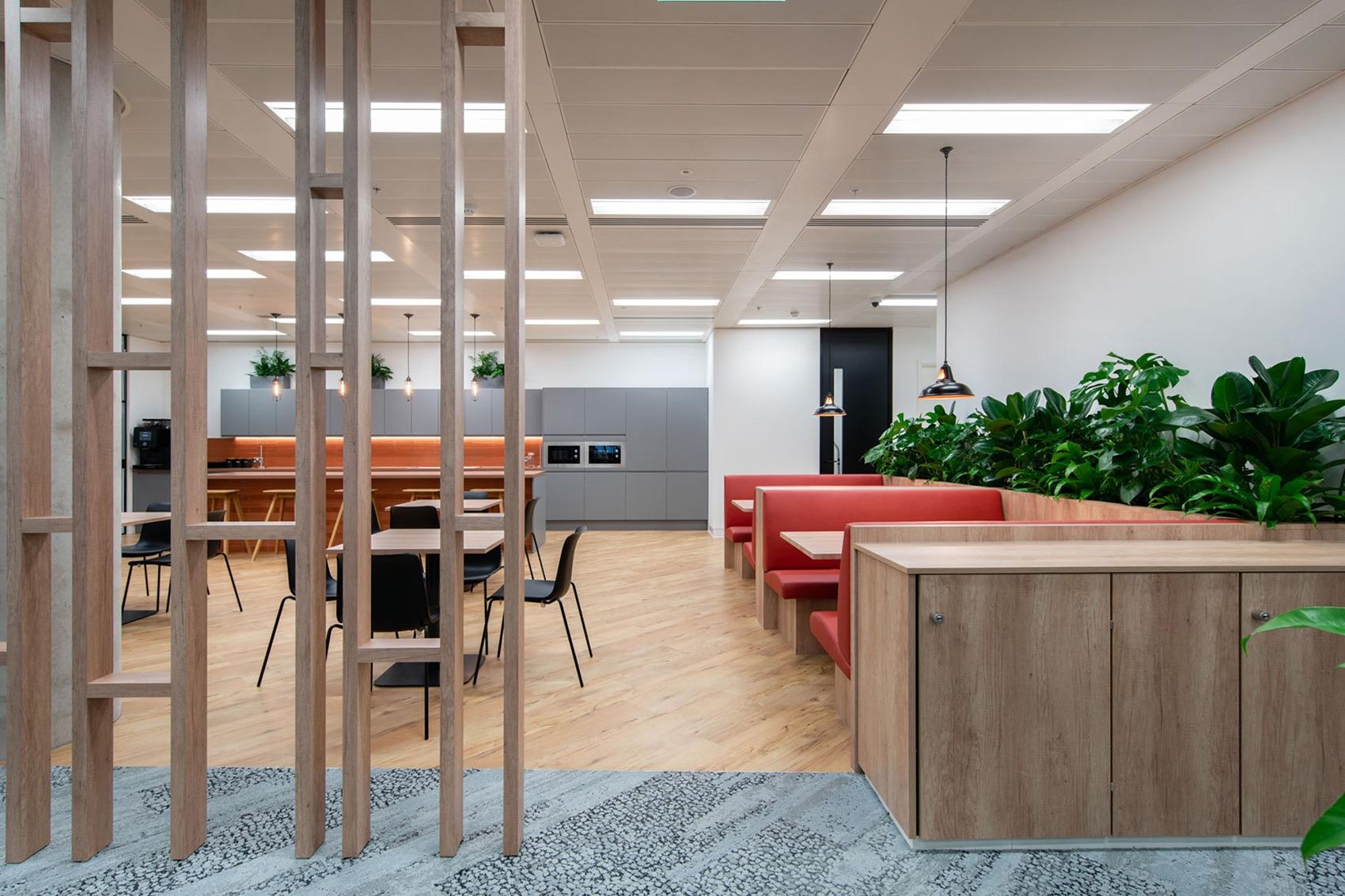 A Look Inside AustralianSuper's New London Office
