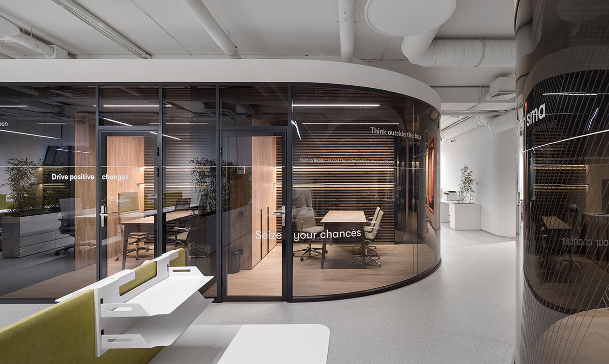 A Tour of Biosphere Corporation's Biophilic Office in Kiev