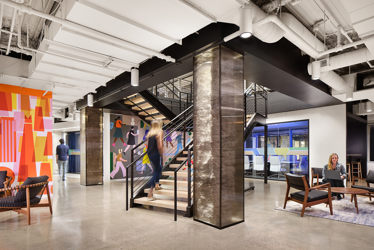 A Look Inside CareerBuilder's New Chicago HQ