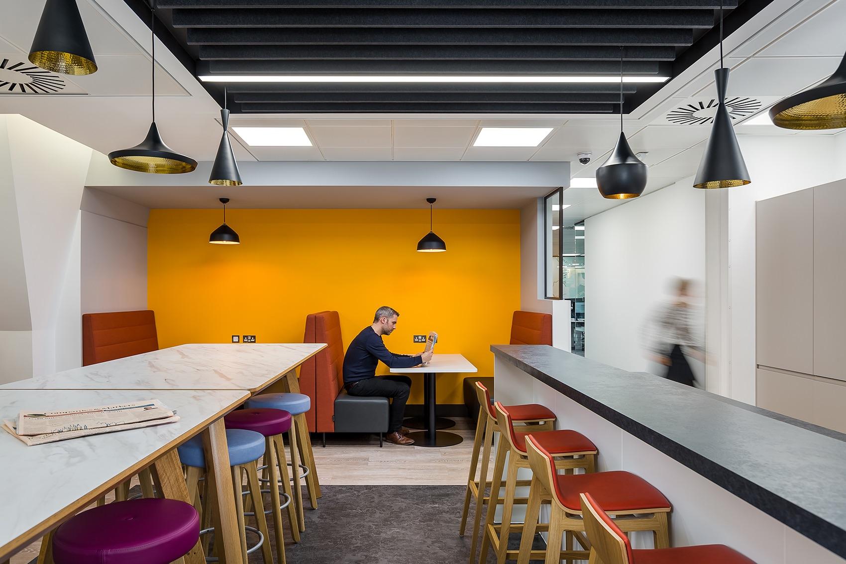 Inside Europa Capital's New London Office