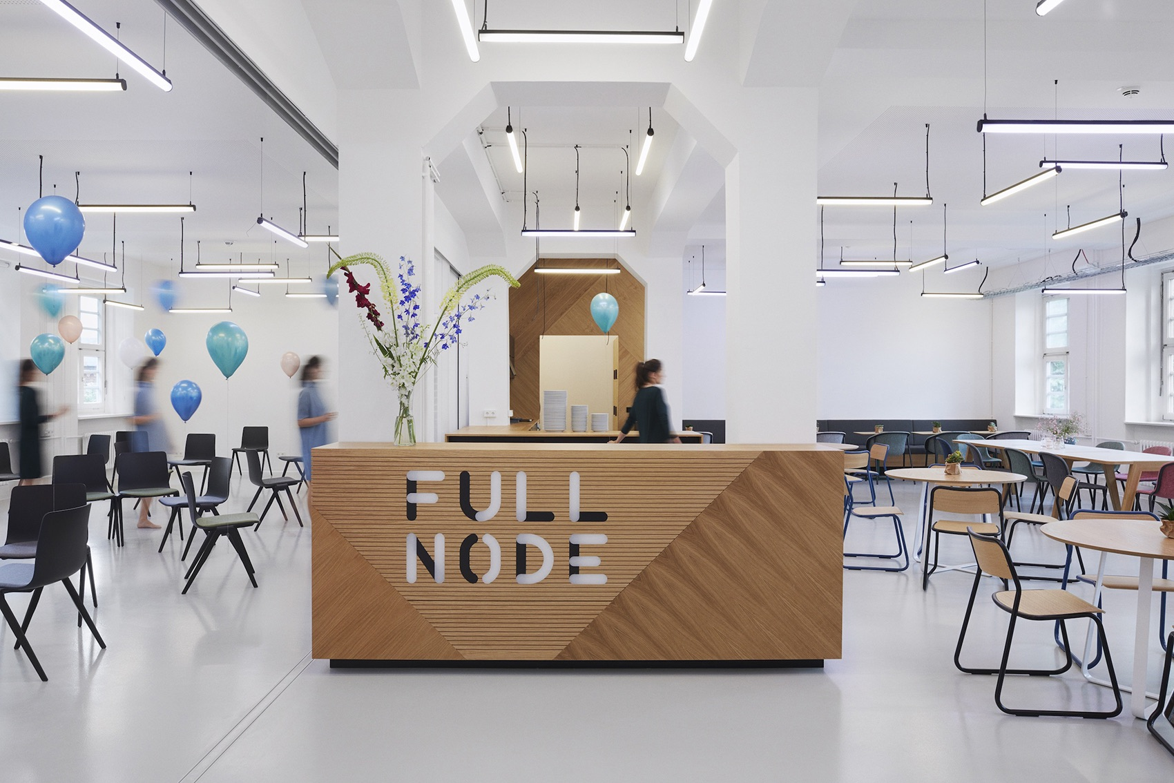 A Tour of Full Node's Cool New Berlin Coworking Space