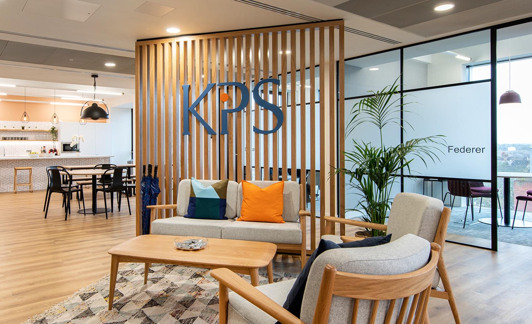 A Look Inside KPS Media's New London Office
