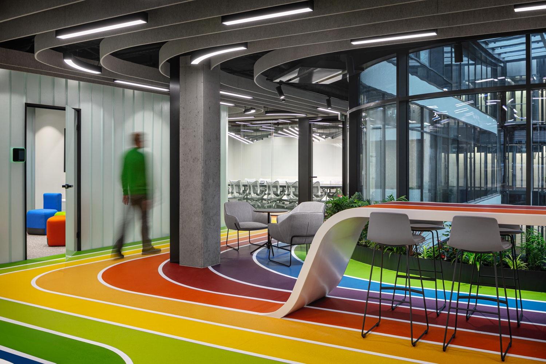 A Tour of Livesport's Sleek New Prague HQ
