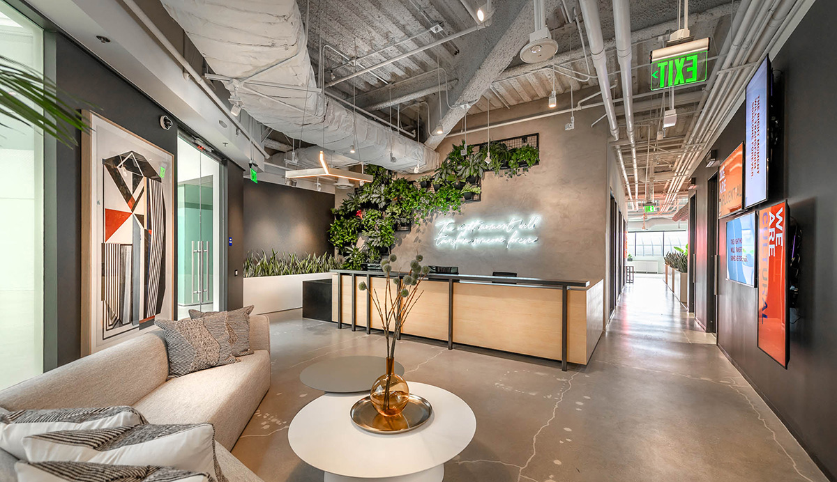 A Tour of NVE Experience Agency's Cool New Los Angeles HQ