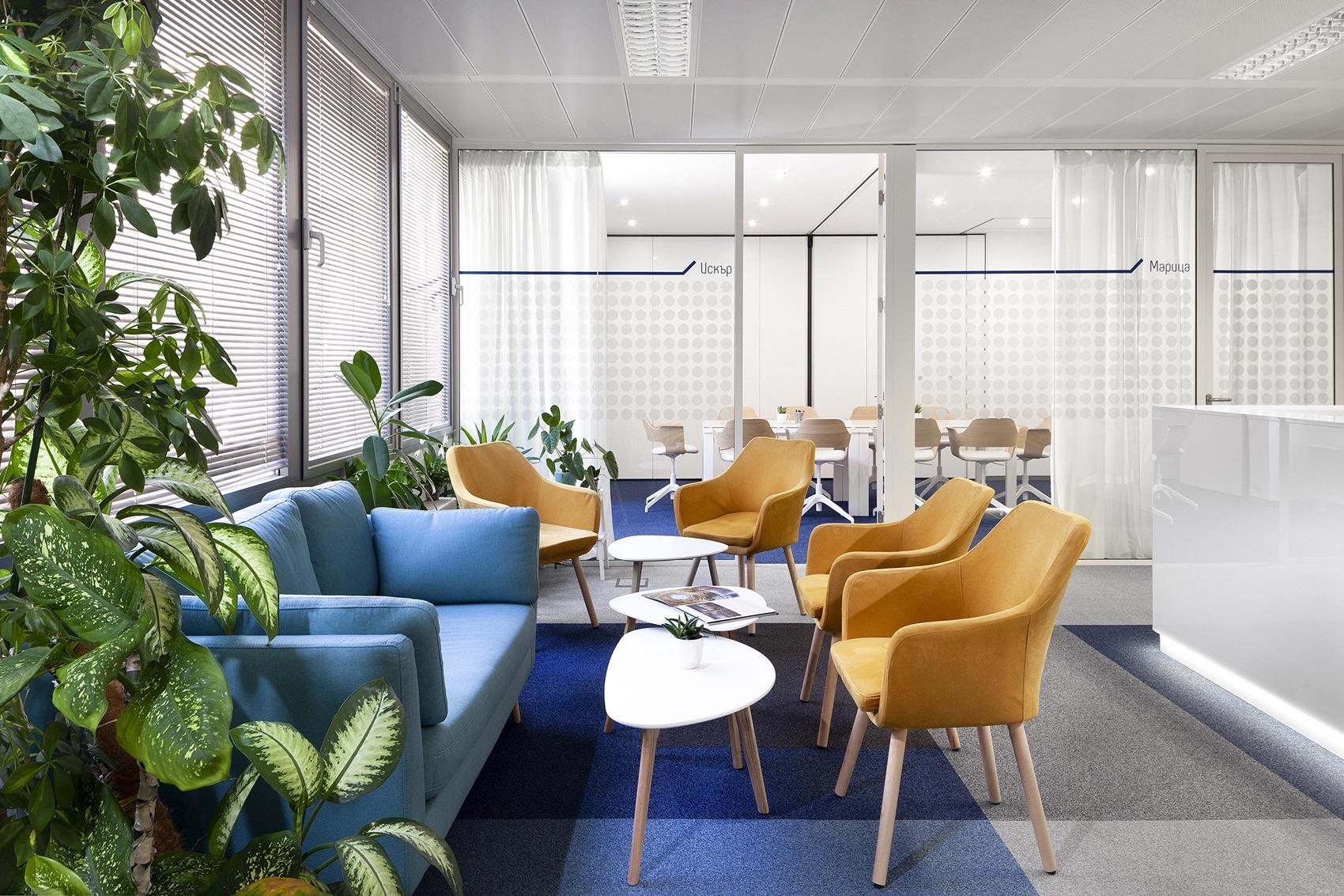 A Look Inside Porsche Finance Group's Minimalist Sofia Office