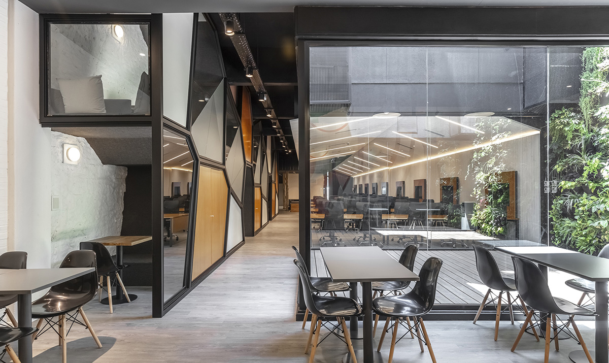 A Tour of Ualá's Sleek New Buenos Aires Office