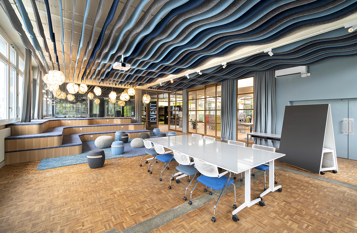A Tour of 6280.ch's New Coworking Space