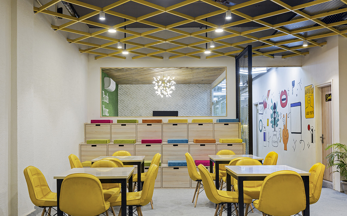 A Tour of BHive-11's Delhi Coworking Space