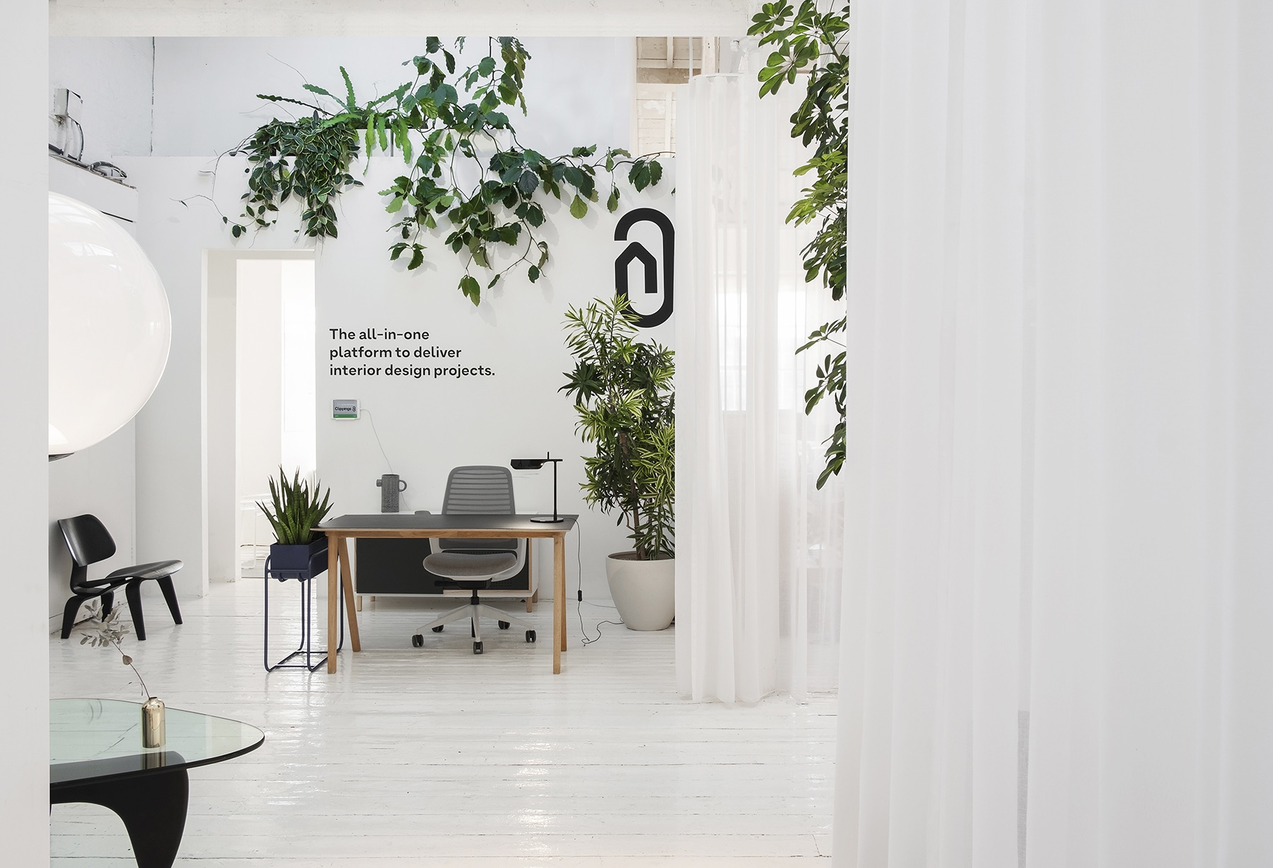 A Look Inside Clippings' Biophilic London Office