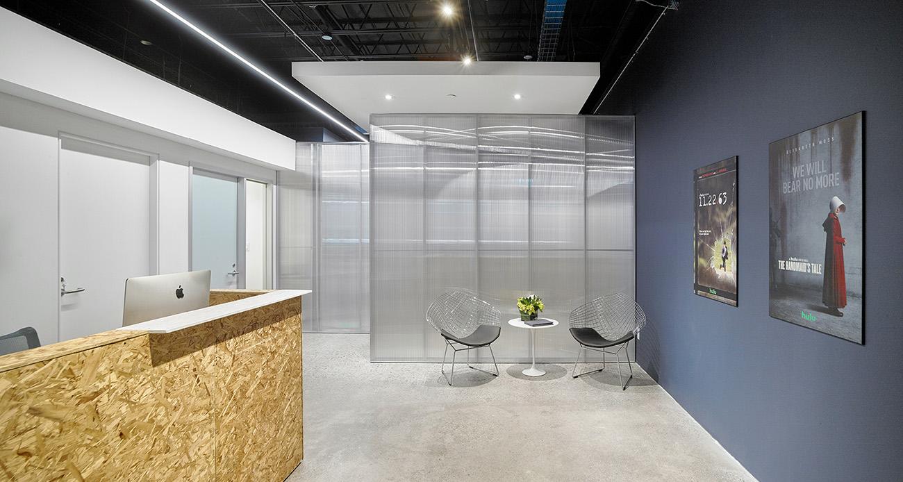 Inside Mavericks VFX's Minimalist Toronto Office