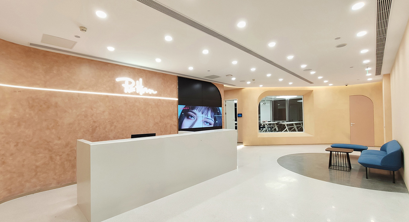 A Tour of Ruhnn Culture's Modern Hangzhou Office