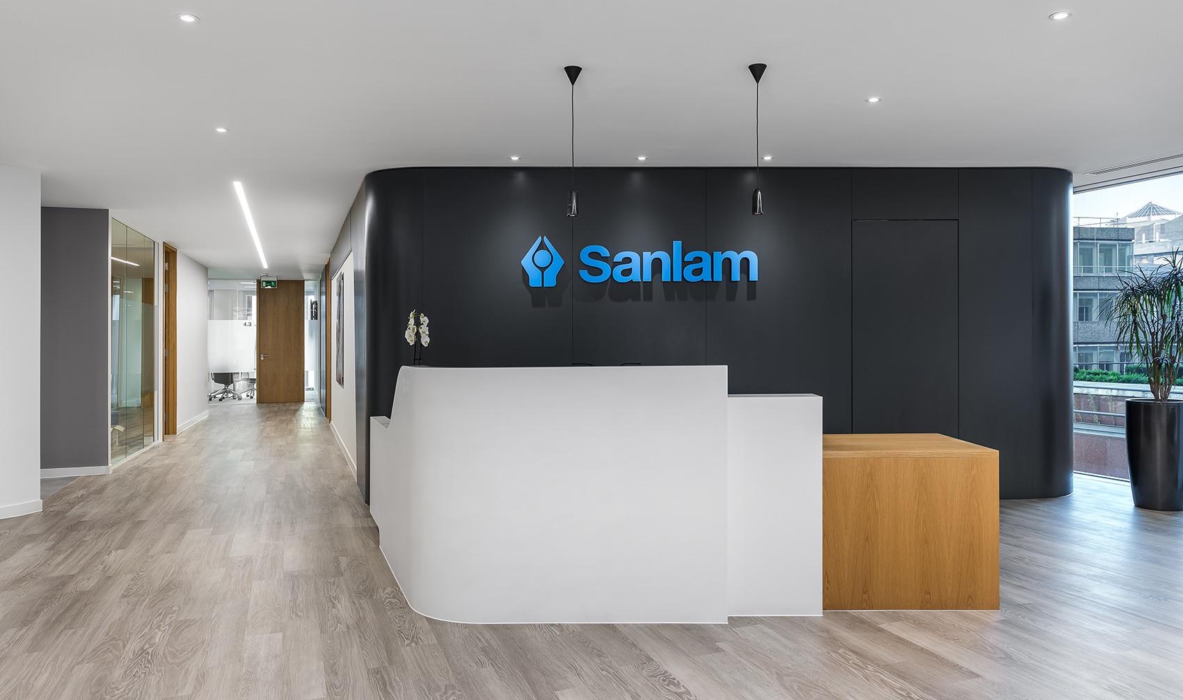 Inside Sanlam's Modern New Offices in London